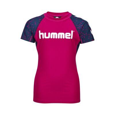 HUMMEL OYSTER BADE BLUSE 202324 (Magen 4061, 122) - Børnetøj - Hummel