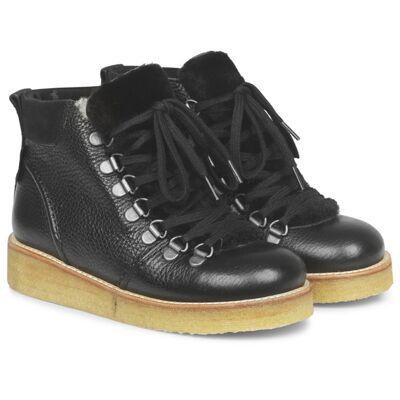 ANGULUS BOOTS 2085-101 (Black, 37) - Børnetøj - Angulus
