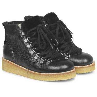 ANGULUS BOOTS 2085-101 (Black, 38) - Børnetøj - Angulus