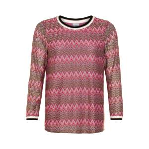 IN FRONT MAGGI BLUSE 13116 P (Pink 221, S)