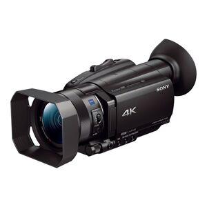 Sony Handycam Fdr-ax700 Sort