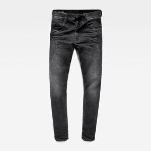 G-Star RAW 3301 Straight Tapered Jeans 33-34 Medium blue