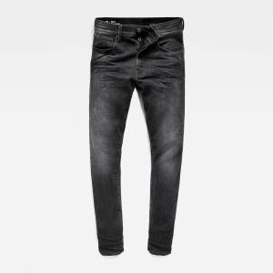 G-Star RAW 3301 Straight Tapered Jeans 25-34 Medium blue