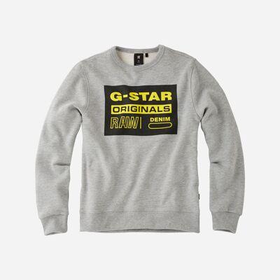 G-Star RAW Graphic Sweater - Børnetøj - G-Star RAW