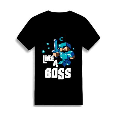 Merchshark Minecraft t-shirts - Børnetøj - Merchshark