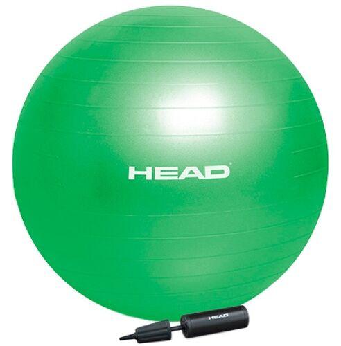Head Fitness Gym Ball & Pumpe - ...
