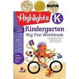 Kindergarten Big Fun Workbook by Highlights Learning