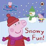 Peppa Pig: Peppa's Snowy Fun by Peppa Pig