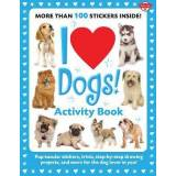 I Love Dogs! Activity Book by Walter Foster Creative Team