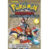 Pokemon Adventures: HeartGold and SoulSilver, Vol. by Hidenori Kusaka