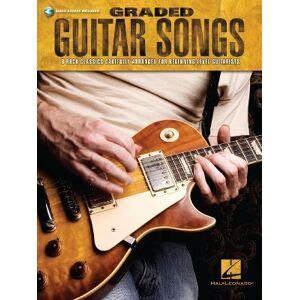 Graded Guitar Songs by Hal Leonard Publishing Corporation
