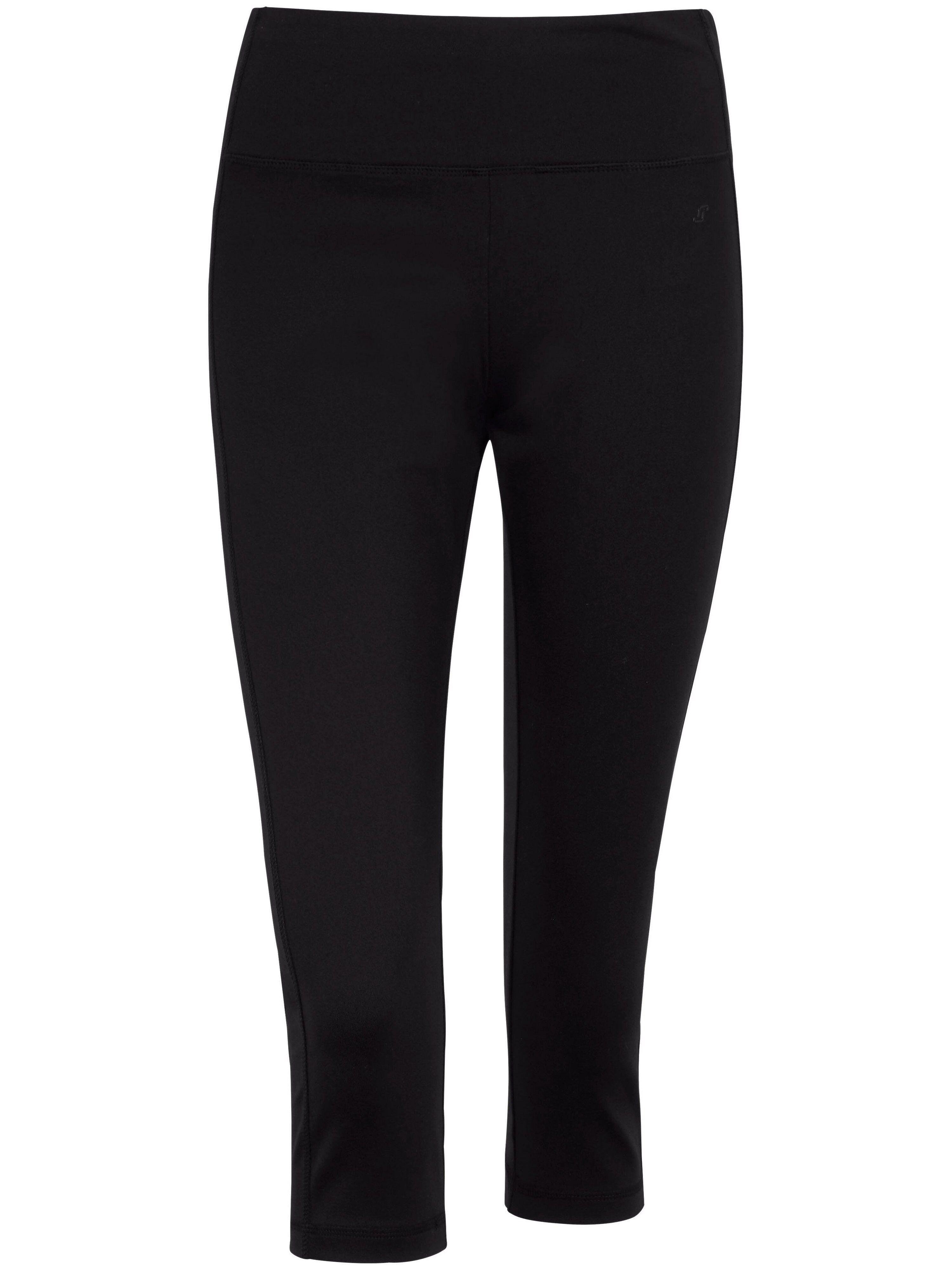 Joy Capribuks 'BodyFit' Fra JOY Sportswear sort