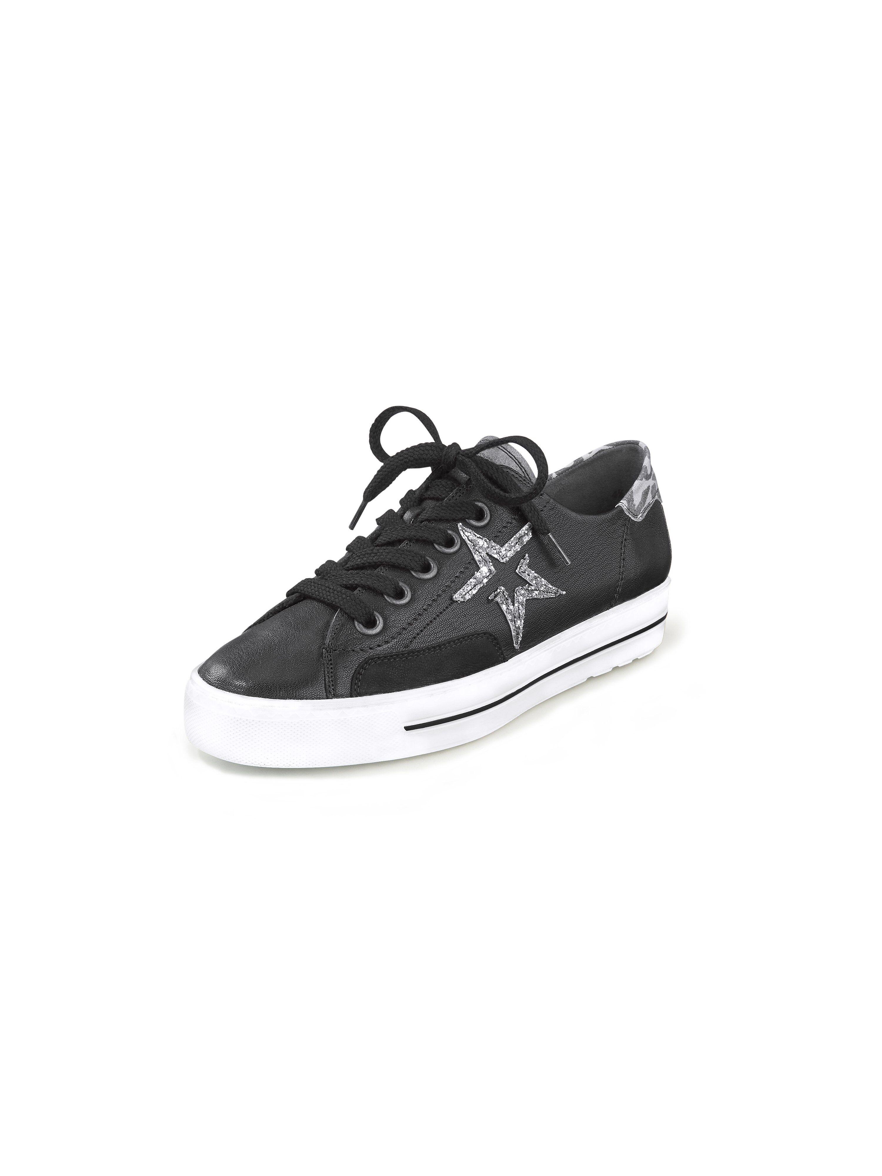 Paul Green Sneakers stjernemotiv Fra Paul Green sort