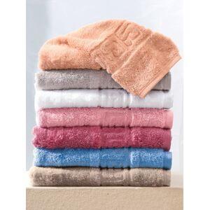Cawö Badehåndklæde Fra Cawö rosé