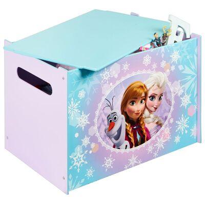 Disney Frozen Disney Frozen, Opbevaringskasse af træ One Size - Babymøbler - Disney
