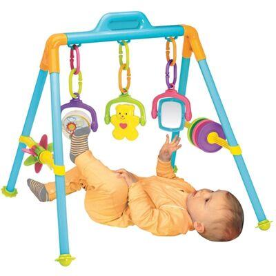 Redbox Babygym m. legetøj 6 - 12 months - Baby Spisetid - Redbox