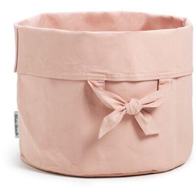 Elodie Details Opbevaringskurv, StoreMyStuff, Powder Pink One Size - Baby Spisetid - Elodie Details