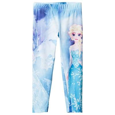 Disney Frozen Leggings 128 cm - Børnetøj - Disney
