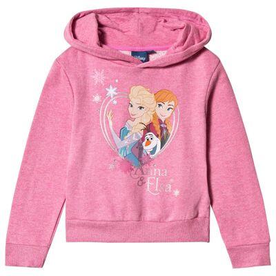 Disney Frozen Huvtröja, 128 cm - Børnetøj - Disney