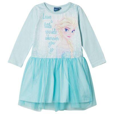 Disney Frozen Klänning, Tulle, 128 cm - Børnetøj - Disney