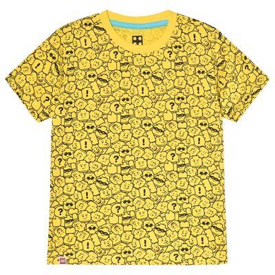Lego Wear T-shirt Gul 104 cm - Børnetøj - Lego