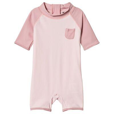 Kuling UV-Dragt Ibiza Pink 110/116 cm - Børnetøj - Kuling
