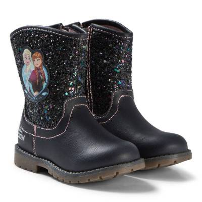 Disney Frozen Boots, Marineblå 24 EU - Børnetøj - Disney