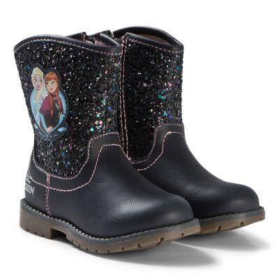Disney Frozen Boots, Marineblå 27 EU - Børnetøj - Disney