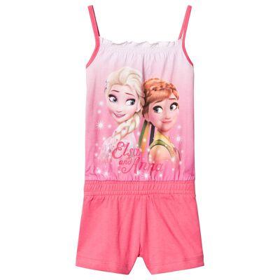 Disney Frozen Jumpsuit Rosa 128 cm - Børnetøj - Disney