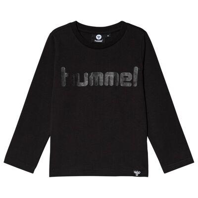 Hummel Miguel Trøje Sort 104 cm (3-4 år) - Børnetøj - Hummel