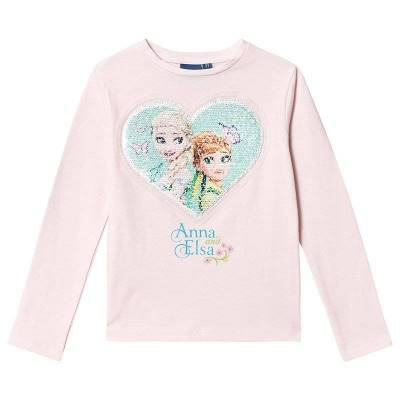 Disney Frozen Frozen T-Shirt Pink 3 år - Børnetøj - Disney