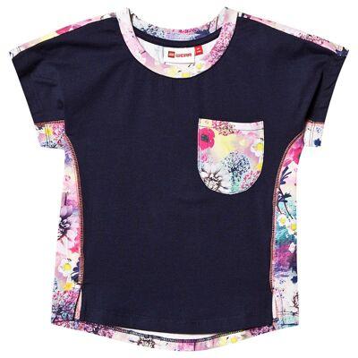 Lego Wear Tippi T-Shirt S/S Pink 128 cm (7-8 år) - Børnetøj - Lego