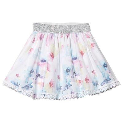 Disney Frozen Frozen Skirt White 3 år - Børnetøj - Disney