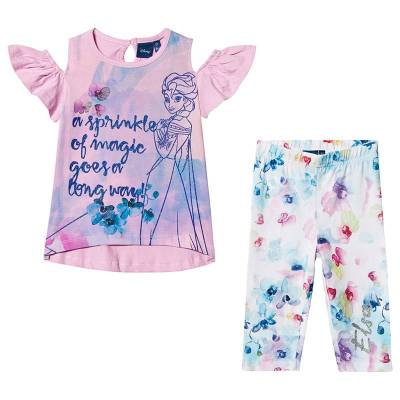 Disney Frozen Frozen Set Pink 4 år - Børnetøj - Disney