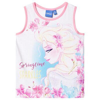 Disney Frozen Frozen T-Shirt Pink 10 år - Børnetøj - Disney