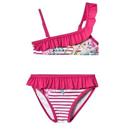 Disney Frozen Frozen Beachwear Pink 3 år - Børnetøj - Disney