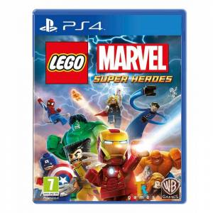 LEGO Marvel Super Heroes (PS4) 7+ years