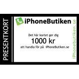 Gavekort - 1000 kr