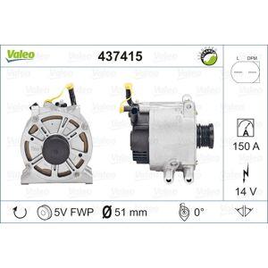 VALEO Generator, VALEO, b.la. til Mercedes-Benz, 14 V