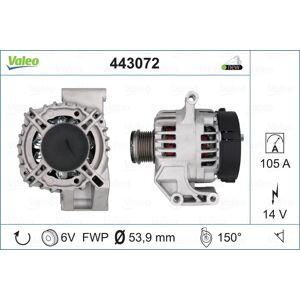 VALEO Generator, VALEO, b.la. til Opel, 14 V
