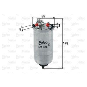 VALEO Brændstoffilter, VALEO, b.la. til Skoda~VW~Seat