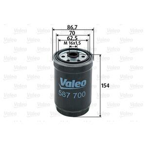 VALEO Brændstoffilter, VALEO