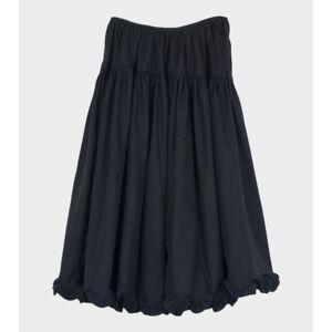 Cecilie Bahnsen Kasumi Skirt Black adult adult