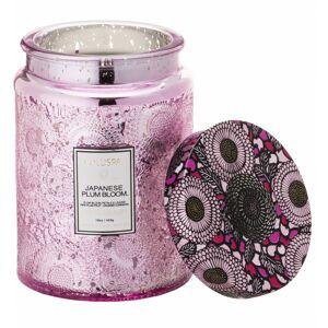 Voluspa Jar Glass Candle Large Japanese Plum Bloom