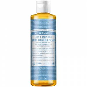 Dr. Bronner's Liquid Soap Neutral-Mild (240ml)