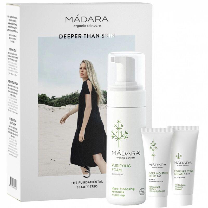 MÁDARA The Fundamental Beauty Trio