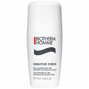 Biotherm Homme Sensitive Force Deo Roll On (75ml)