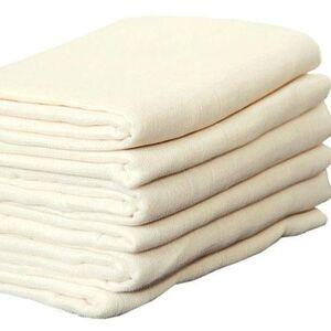 Disana vaskeklude / mini stofbleer, 25x25cm - 5-pak
