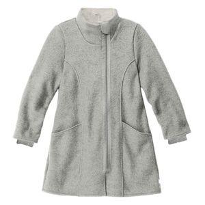 Disana frakke i kogt uld - Grey