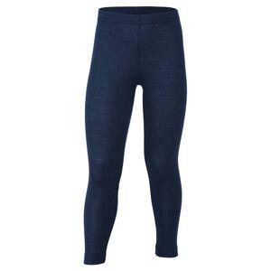 Engel Natur Engel bukser / leggings, uld/silke - Navy